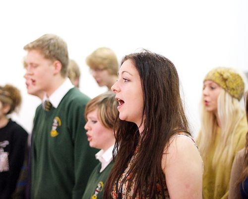 SJT Young Voices (10 - 18yrs) Image
